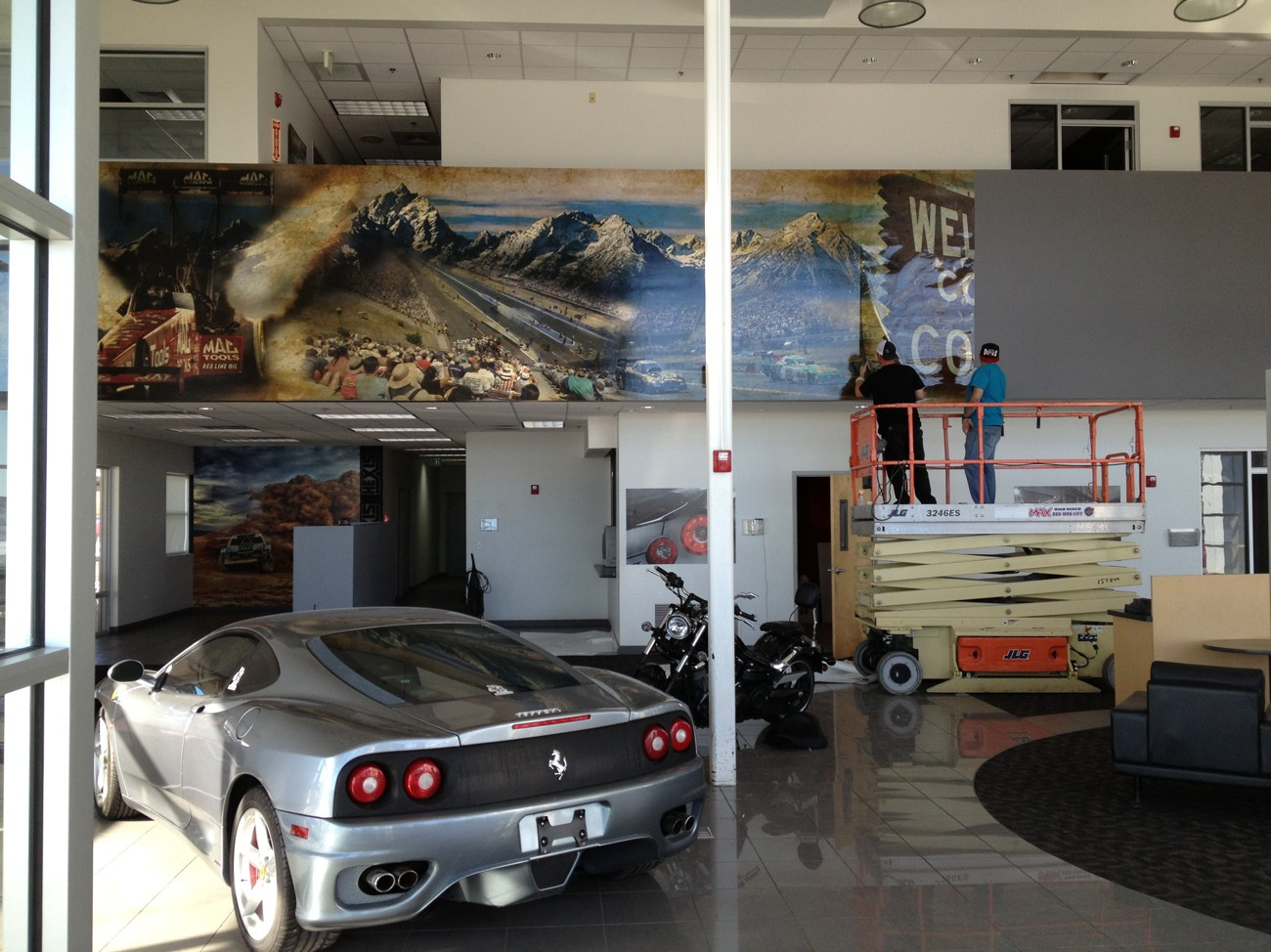 quality wall murals gorilla wraps complete gallery